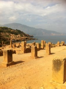 roman-city-at-the-algerian-city-of-tipaza
